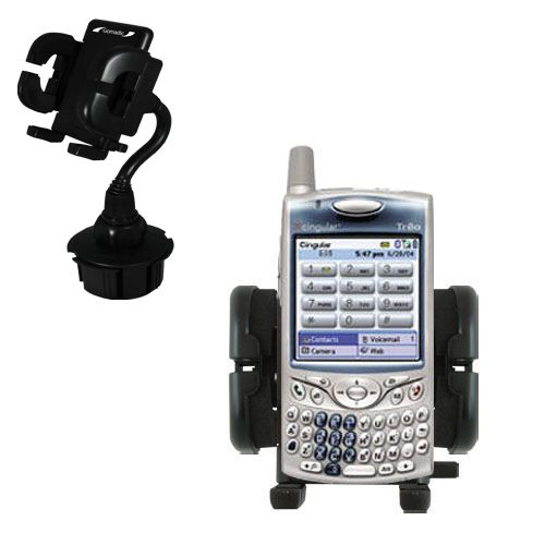 Cup Holder compatible with the Verizon Treo 650