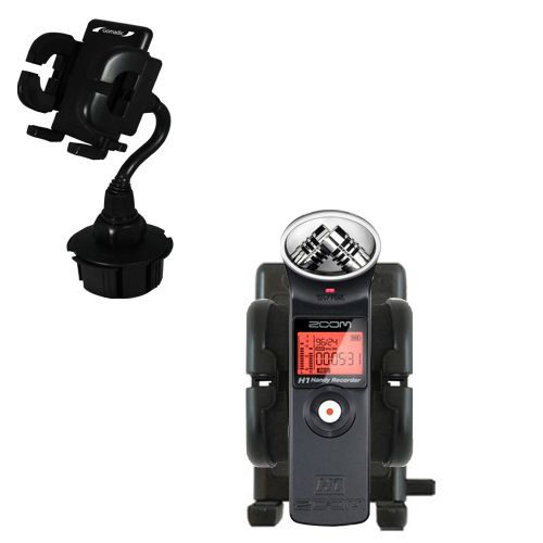 Cup Holder compatible with the Zoom H1
