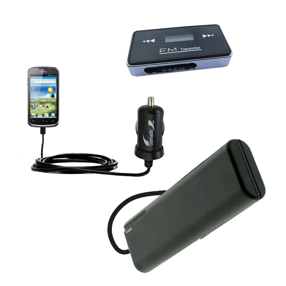 holiday accessory gift bundle set for the Huawei U8815