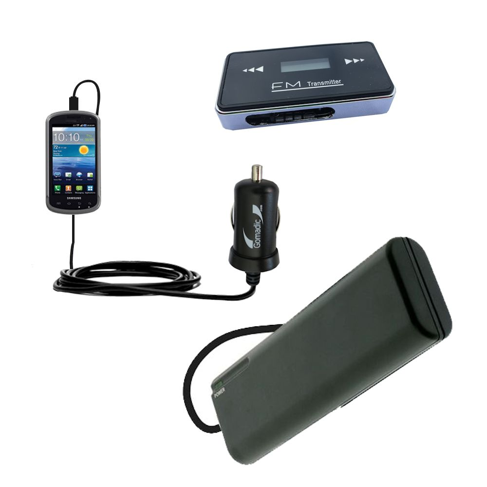 holiday accessory gift bundle set for the Samsung Stratosphere