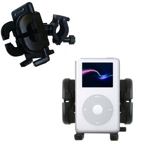 Handlebar Holder compatible with the Apple iPod 4G (20GB)
