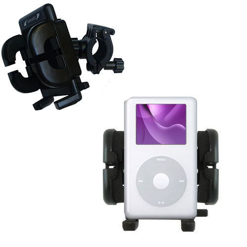Handlebar Holder compatible with the Apple iPod Photo (30GB)