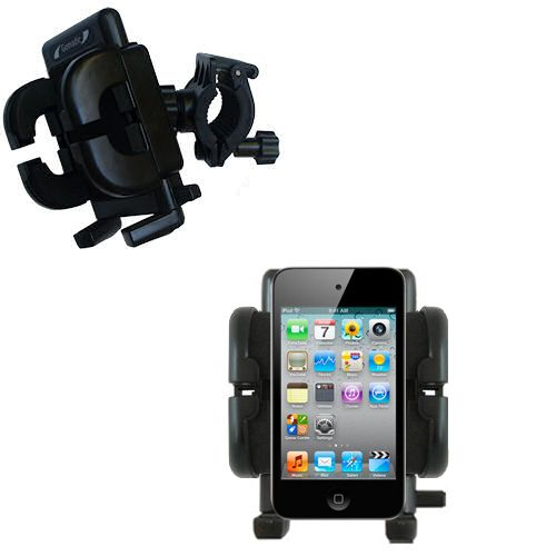 Handlebar Holder compatible with the Apple iPod touch (4th generation)