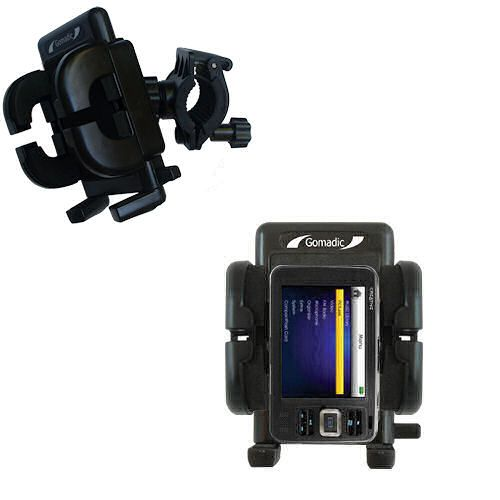 Handlebar Holder compatible with the Creative Zen V Plus