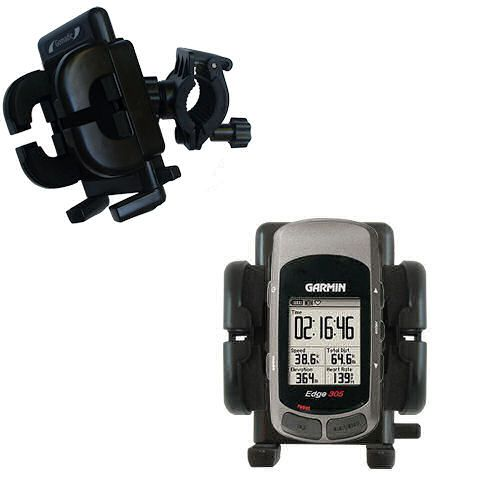 Handlebar Holder compatible with the Garmin Edge 205
