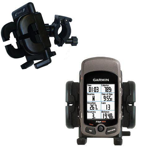Handlebar Holder compatible with the Garmin Edge 605
