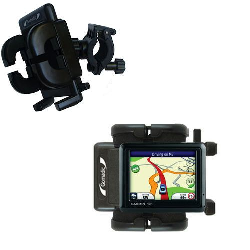 Handlebar Holder compatible with the Garmin Nuvi 1210