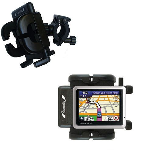 Handlebar Holder compatible with the Garmin Nuvi 1245 City Chic