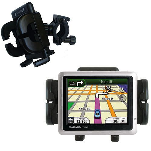 Handlebar Holder compatible with the Garmin Nuvi 1250
