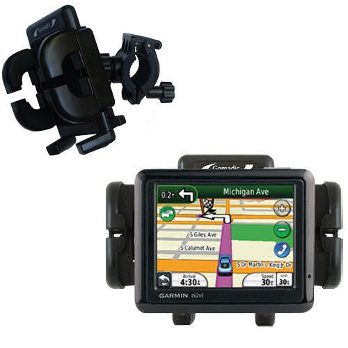 Handlebar Holder compatible with the Garmin Nuvi 1260T