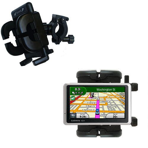 Handlebar Holder compatible with the Garmin Nuvi 1350T