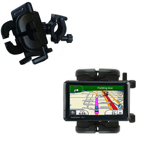 Handlebar Holder compatible with the Garmin Nuvi 1370T