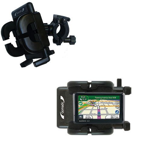 Handlebar Holder compatible with the Garmin Nuvi 1370Tpro