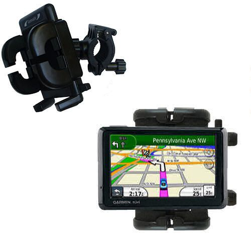 Handlebar Holder compatible with the Garmin Nuvi 1390T