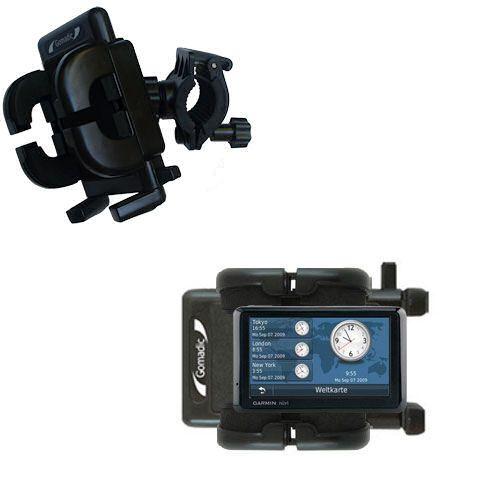 Handlebar Holder compatible with the Garmin Nuvi 1390Tpro