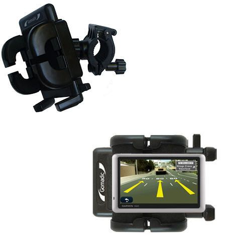 Handlebar Holder compatible with the Garmin Nuvi 1450T