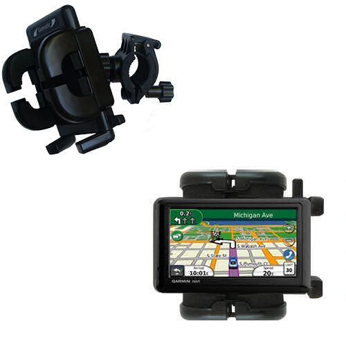 Handlebar Holder compatible with the Garmin Nuvi 1490T