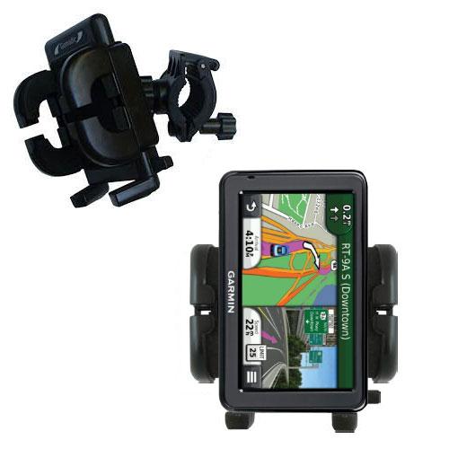 Handlebar Holder compatible with the Garmin Nuvi 2455 2475LT 2495LMT 2455LMT