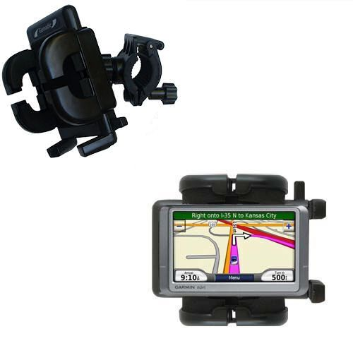 Handlebar Holder compatible with the Garmin nuvi 250W