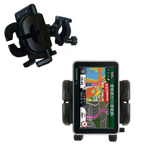 Handlebar Holder compatible with the Garmin Nuvi 2555 2595 LMT