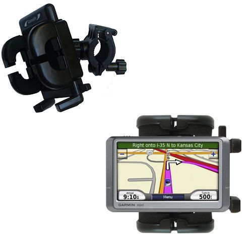 Handlebar Holder compatible with the Garmin Nuvi 255W 255WT 255