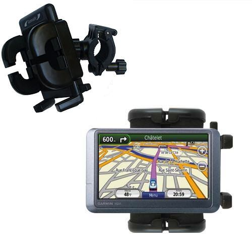 Handlebar Holder compatible with the Garmin nuvi 255WT