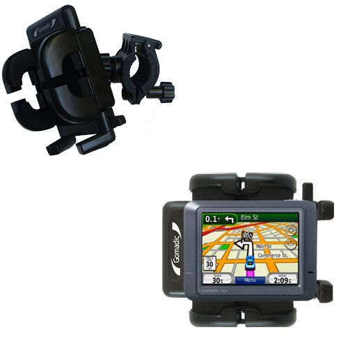 Handlebar Holder compatible with the Garmin Nuvi 265T