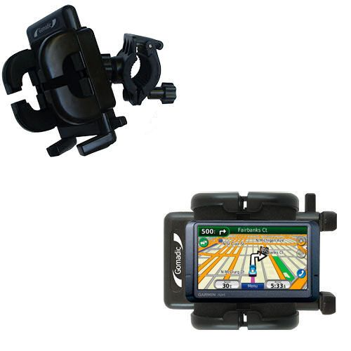 Handlebar Holder compatible with the Garmin Nuvi 265WT 265T