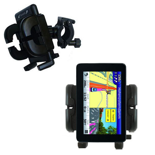 Handlebar Holder compatible with the Garmin Nuvi 3590 3590LMT