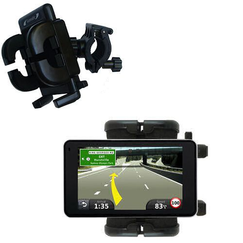 Handlebar Holder compatible with the Garmin Nuvi 3790T 3790LMT