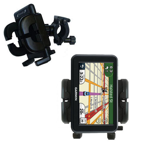 Handlebar Holder compatible with the Garmin Nuvi 40 40LM