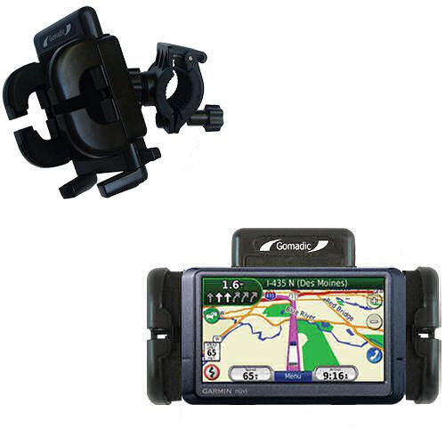 Handlebar Holder compatible with the Garmin Nuvi 465T 465LMT