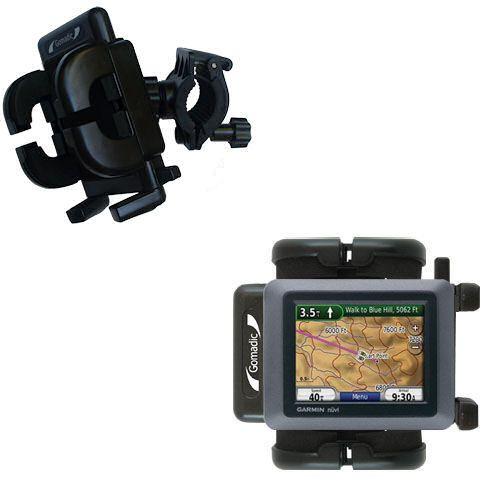 Handlebar Holder compatible with the Garmin Nuvi 500