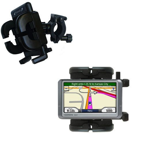 Handlebar Holder compatible with the Garmin Nuvi 5000