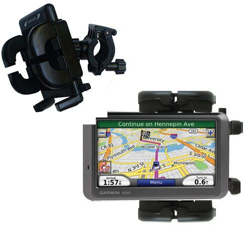 Handlebar Holder compatible with the Garmin Nuvi 760 760T