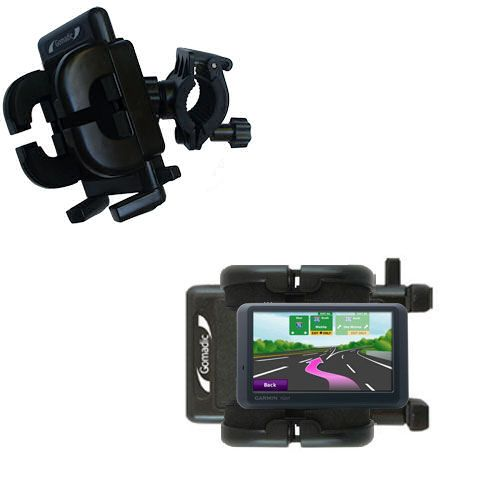 Handlebar Holder compatible with the Garmin Nuvi 775TFM