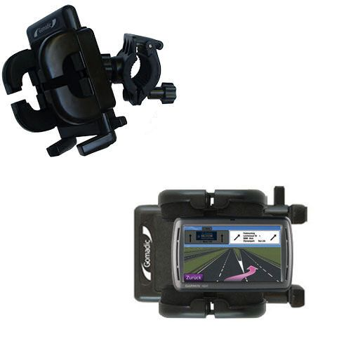 Handlebar Holder compatible with the Garmin Nuvi 860 865Tpro