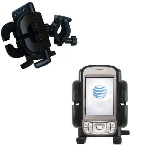 Handlebar Holder compatible with the HTC 3G UMTS PDA Phone