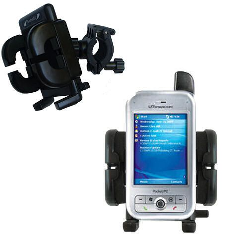 Handlebar Holder compatible with the HTC 6700Q Qwest