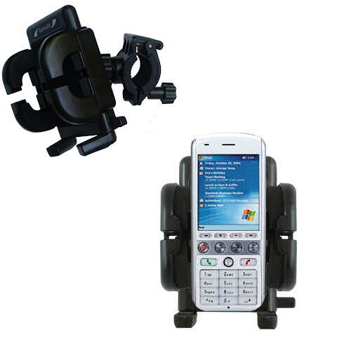 Handlebar Holder compatible with the HTC Amadeus