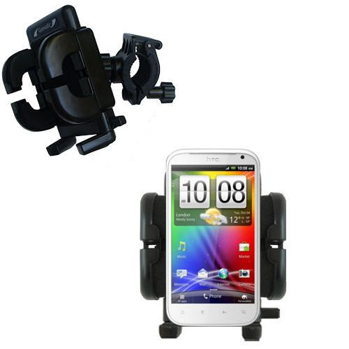 Handlebar Holder compatible with the HTC Bliss