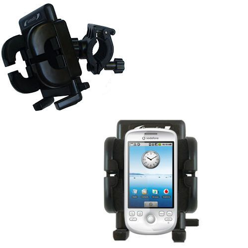 Handlebar Holder compatible with the HTC Click