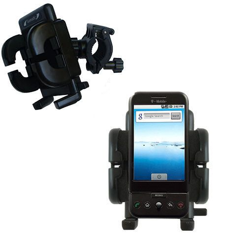 Handlebar Holder compatible with the HTC Dream