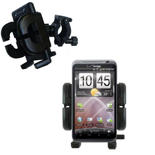 Handlebar Holder compatible with the HTC Droid Thunderbolt