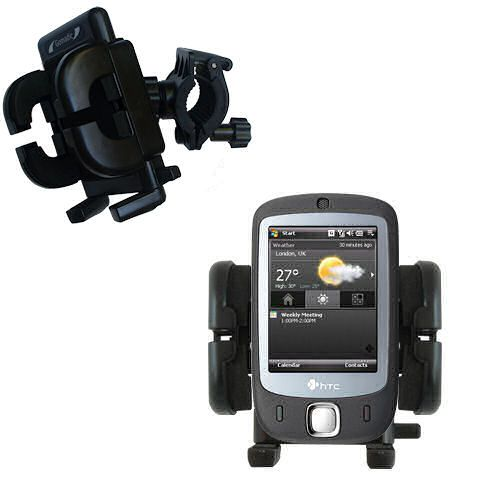 Handlebar Holder compatible with the HTC ELF