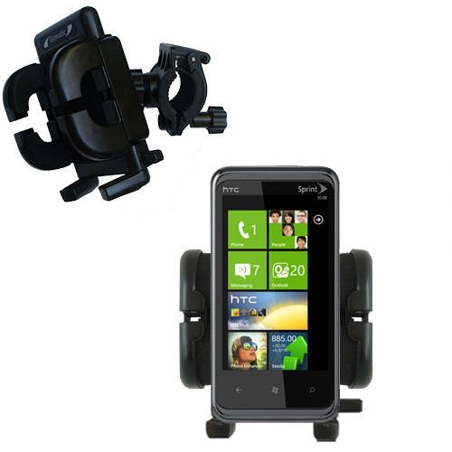 Handlebar Holder compatible with the HTC Eternity