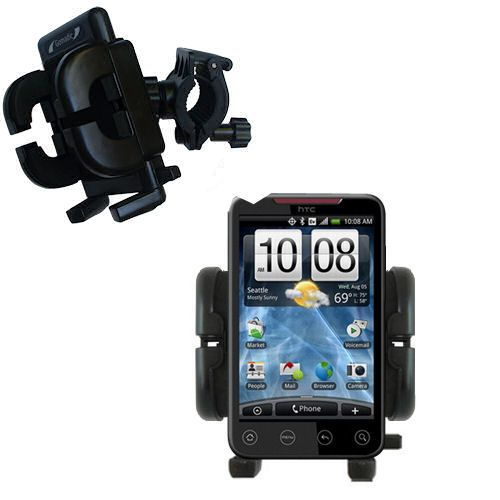 Handlebar Holder compatible with the HTC EVO 4G
