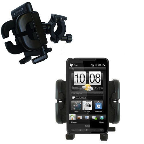 Handlebar Holder compatible with the HTC HD3