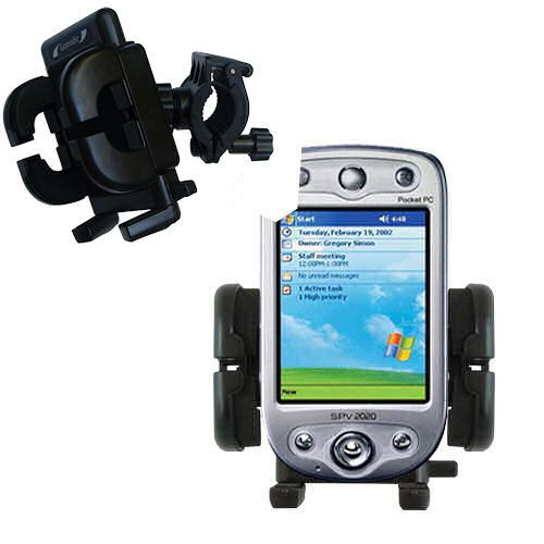 Handlebar Holder compatible with the HTC Himalaya