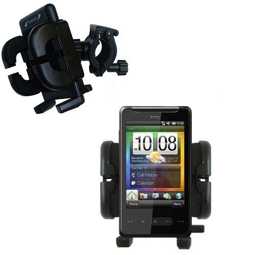 Handlebar Holder compatible with the HTC HTC 7 Surround